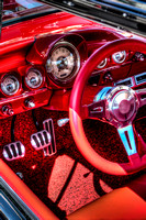 Rocking Red Ranchero Interior